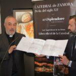 Presentación del nuevo libro recuerdo de la Catedral de Zamora