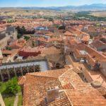 Nueva visita a la torre campanario de la Catedral de Ávila